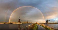 Afbeeldingsresultaat voor achter de wolken schijnt de zon regenboog