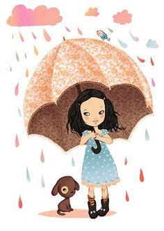 Anne cresci Illustration