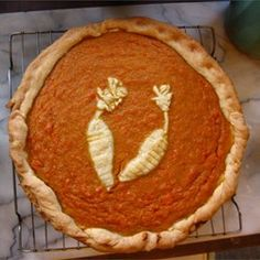 Carrot Pie - Allrecipes.com