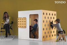 Casa de jugueteTONDO. Ideal para los peques!!!! #juguetes #regalos #toys