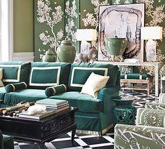 Michelle Nussbaumer, Card Room,  Maison de Luxe, Greystone Mansion