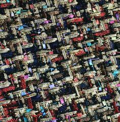 1 м красочные плетеный твид ткань, высокое качество блестящий windcoat ткань окрашенная пряжа букле твид ткань для пальто женщин купить на AliExpress