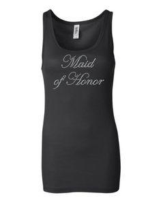 Maid of Honor Rib Tank on X-Long Black Tank by Bella (Small, Black) Cotton Cantina,http://www.amazon.com/dp/B000WOH01Q/ref=cm_sw_r_pi_dp_AxSrtb10ANGTPMQ5