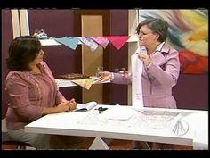 Dica de costura como tirar moldes | Sabor de Vida 10.05.2011 - YouTube