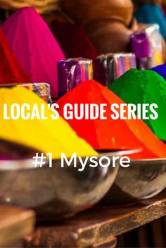 Making #travel easier for you!  It would be great if you get to know everything about a city in just 5 minutes!  Perfect! right  With this blog series #localguide, goMowgli is exactly helping you with discovering the best of Indian cities and to begin  with it's #Mysore
