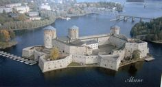 St Olaf, Sweden Travel, Still Standing, Fortification, Old Buildings, Stand Tall, Finland, Medieval, Travel Destinations