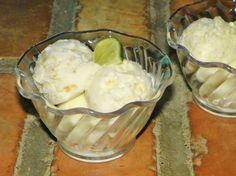 Key Lime Pie Ice Cre