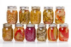 Over 50 Survival Canning Recipes