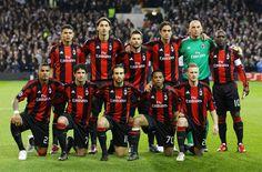Guido en Filippo waren beiden afkomstig van Milaan, Mijn favoriete voetbal ploeg is AC Milan