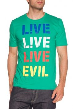 T-Shirt Evil