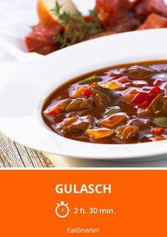 Gulasch - smarter - Zeit: 2 Std. 30 Min. | eatsmarter.de