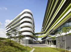 新加坡科技与设计大学第一期工程。 http://www.gooood.hk/sutd-by-unstudio-and-dp.htm