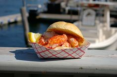 Contender: The Clam Shack. #lobsterrumble (TastingTable.com/Rumble2013)