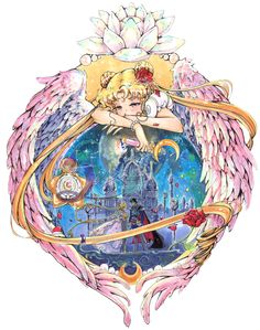 Explore the Sailor Moon collection - the favourite images chosen by shy-orchid-ghost on DeviantArt. Sailor Moon Stars, Sailor Saturn, Sailor Moon Crystal, Sailor Mars, Princess Sketches, Princesa Serenity, Neo Queen Serenity, Devian Art, Moon Princess