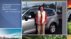 Dear Hadar Call   A heartfelt thank you for the purchase of your new Subaru from all of us at Premier Subaru.   We're proud to have you as part of the Subaru Family.