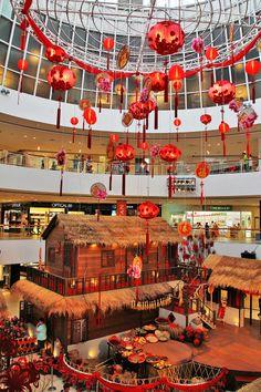 21 best christmas mall decor images on Pinterest ...