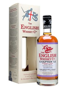 St George's Distillery give each of their styles of whisky a chapter number, relating to the order in which they were first released.  Chapter 12 consists of unpeated whisky matured in Pedro Ximene...