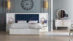 Buy Luxury Dico beds online in Karchi Pakistan Baroque Furniture, Bed Furniture, Luxury Furniture, Furniture Design, Room Decor Bedroom Rose Gold, Bedroom Decor For Couples, Bedroom Sets, Wardrobe Design Bedroom, Bedroom Bed Design