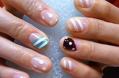 Nails that Look Like Candy Crush | Hokuri Nails Are The Most Kawaii Form Of Nail Art Ever