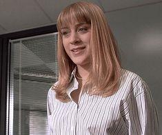 BROTHERTEDD.COM - sarahspaulson: Chloë Sevigny as Jean AMERICAN... Chloe Sevigny, American Psycho, Long Hair Styles, Beauty, Long Hairstyle, Long Haircuts, Long Hair Cuts, Beauty Illustration, Long Hairstyles