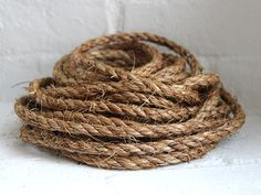 Find It: Where To Buy Rope. Follow Ellen Foord's advice on the best places to buy rope.