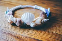 Mermaid Crown DIY | The Pura Vida Bracelets Blog