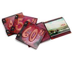 MILESTONE YEARS HANDMADE COPPER PHOTO ALBUMS | Anniversary, Birthday Picture Album | UncommonGoods