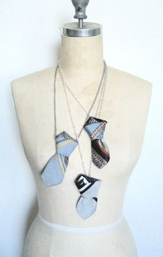 Necktie Necklace
