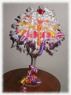 candy bouquets ideas | Candy Bouquets, Baskets and more...