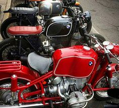 Vintage BMW motorcycles                                                                                                                                                                                 More