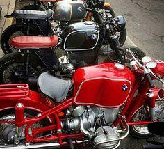 Vintage BMW motorcycles                                                                                                                                                                                 More