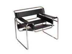 Wassily Chair - Marcel Breuer, 1925