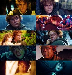 """""""Samwise Gamgee. His loyalty is immeasurable.  His devotion to his best friend is so strong. He's willing to give up his necessities and his life for him. If only we could learn to be as kind-hearted and selfless as Sam."""" <---THIS"""
