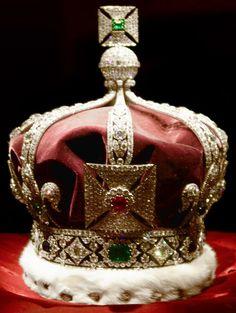 Königliche Juwelen: Imperial Crown of India