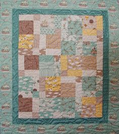 Moonbear Designs and Quilting: Hot Air Balloons for Donna
