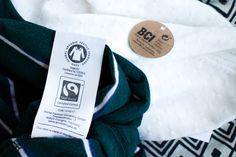 BCI, GOTS och Fairtrade #Ceftifiering #Kläder