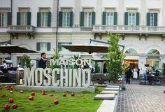Maison Moschino Hotel  - O lúdico e irreverente Maison Moschino Hotel