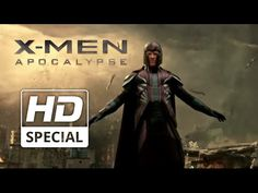 X-Men: Apocalypse | Magneto | Official HD Clip 2016
