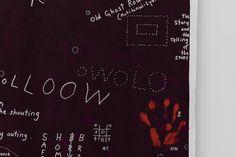 Afbeeldingsresultaat voor tacita Dean: blackboard