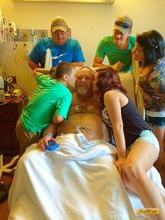 Our father, Bryan Secrest, is scheduled to undergo Open Heart Surgery on the morning of May 5, 2014. He is a loving father of 6 kids, and 2 grandchildren. He is a hard working, and caring father who puts his family before himself. We have created this page for donations to cover medical bills & any other expenses due to being in the hospital , we also know that he will be out of work for at least 8 weeks due to the surgery . Also we encourage positive words & prayers as well . Thank you so ...