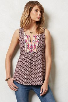 #a common thread Sierra Top #anthropologie #one.september