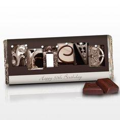 Affection Art Friend Chocolate Bar
