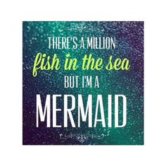 Why a fish when you could have a #mermaid, fellas? #imamermaid