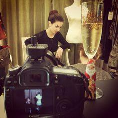 Was macht da eigentlich der Weihnachtsmann? // @tm_photographer #instagram #webstagram #backstage #makingof #modefotografie #fashion #berlin