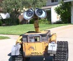 real WALL-E !!