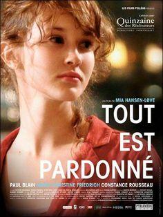 Tout est pardonné (2007) Mia Hansen-Løve