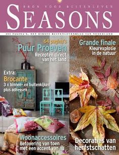 Seasons magazines