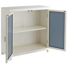 Zen Geometric Cabinet