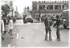 McGovern rally, 1972, Portland Oregon.