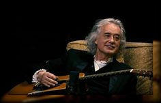 """Jimmy Page From """"It Might Get Loud""""! My, he's beautiful!!!"""